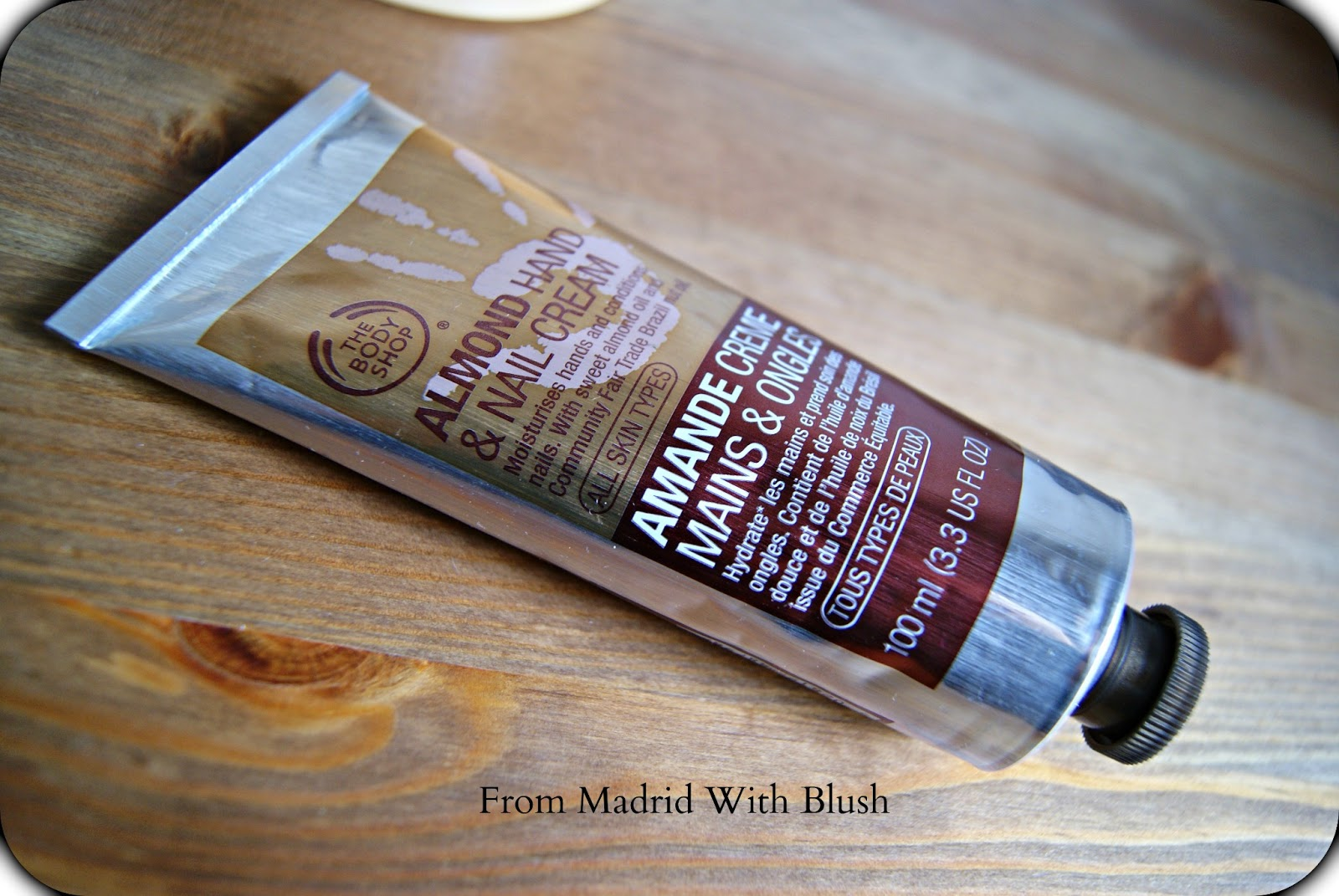 Almendras dulces de the body shop from madrid with blush - The body shop madrid ...