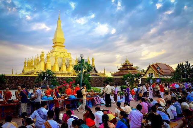 Kinh nghiệm lên lịch trình du lịch Lào 4 ngày