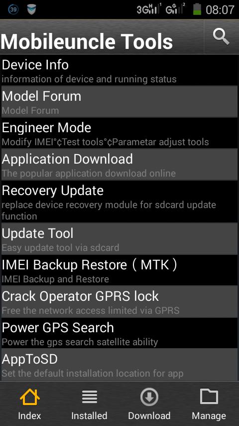 Скачать mobileuncle на андроид 4.4.2