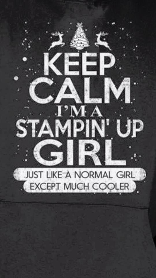 Stampin Up Girl