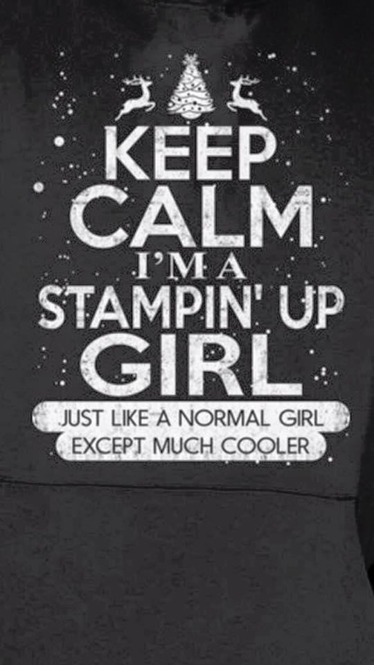 Stampin Up Girl