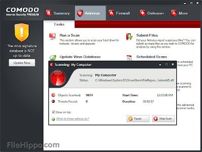Download Free Comodo Internet Security 5.10.228257