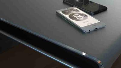 """نشرت شركة """"أبل"""" مواصفات هاتف المستقبل، وهو الهاتف الذكي """"أيفون – 8"""" الذي يتوقع إطلاقه عام 2017."""