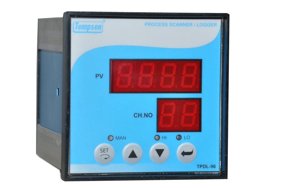 Tempsen Devices: Temperature Humidity Data Logger in chennai #0589C6