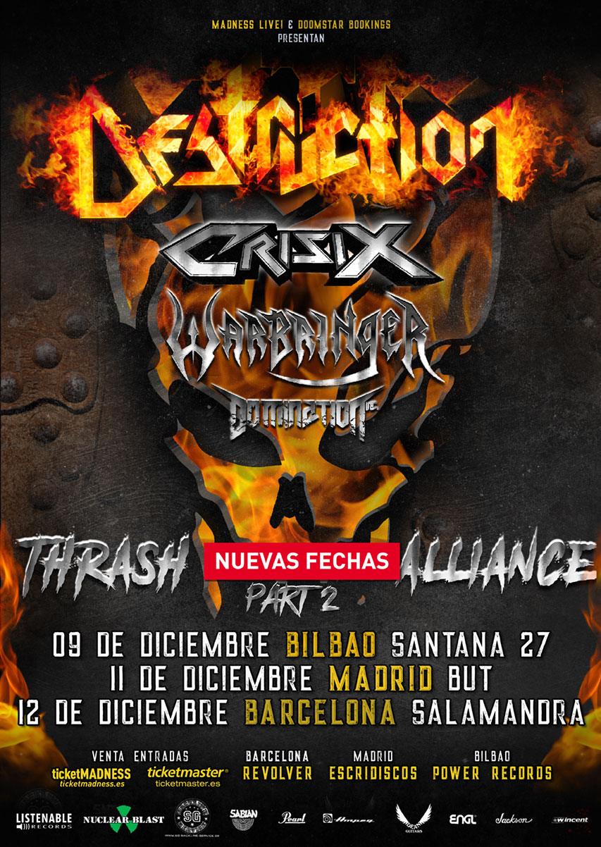THRASH ALLIANCE TOUR