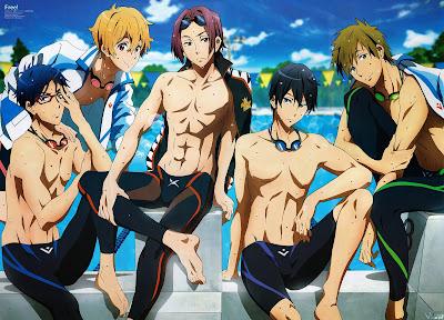 Câu Lạc Bộ Bơi Iwatobi 2