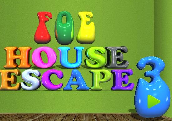 Foe House Escape 3 Walkth…