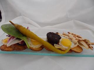 Zion art snacks for Deconstruccion culinaria