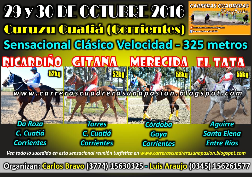 C. CUATIA - 30.10.2016 - CLASICO 325