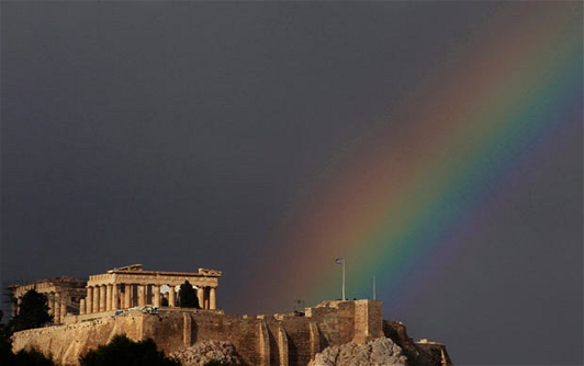 The Covenant of Noah: Return at Athens