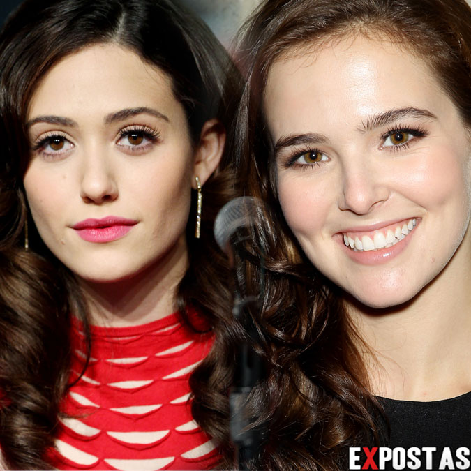 "Zoey Deutch e Emmy Rossum: ""Beautiful Creatures"" Painel na New York Comic Con - 13 de Outubro de 2012"