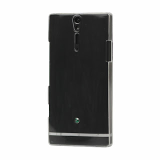 Ultra Thin Clear Crystal Case for Sony Xperia S LT26i LT26a / Nozomi