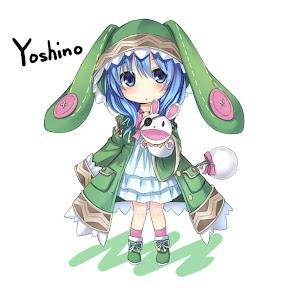 Yoshino Date A Live Chibi