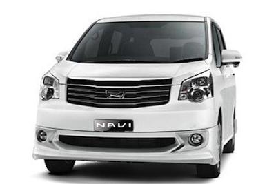 Toyota Navi MPV Terbaru