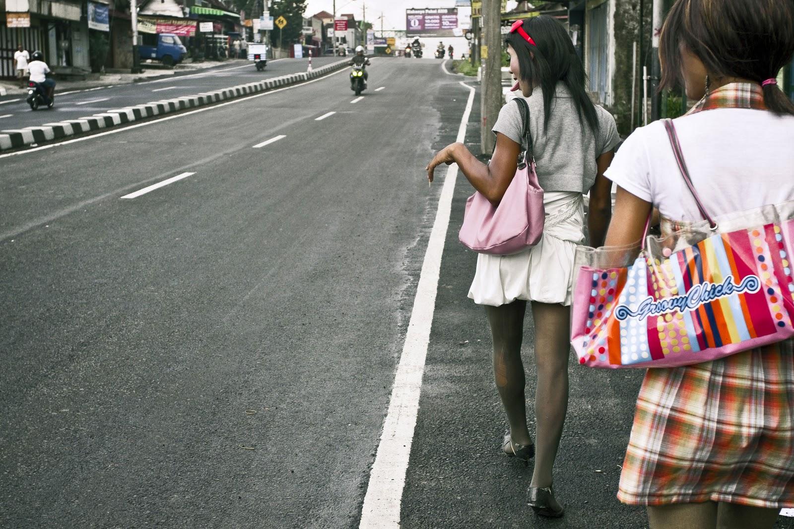 Kaja Was There Waria Indonesian Transvestites The Story Of Pelangi