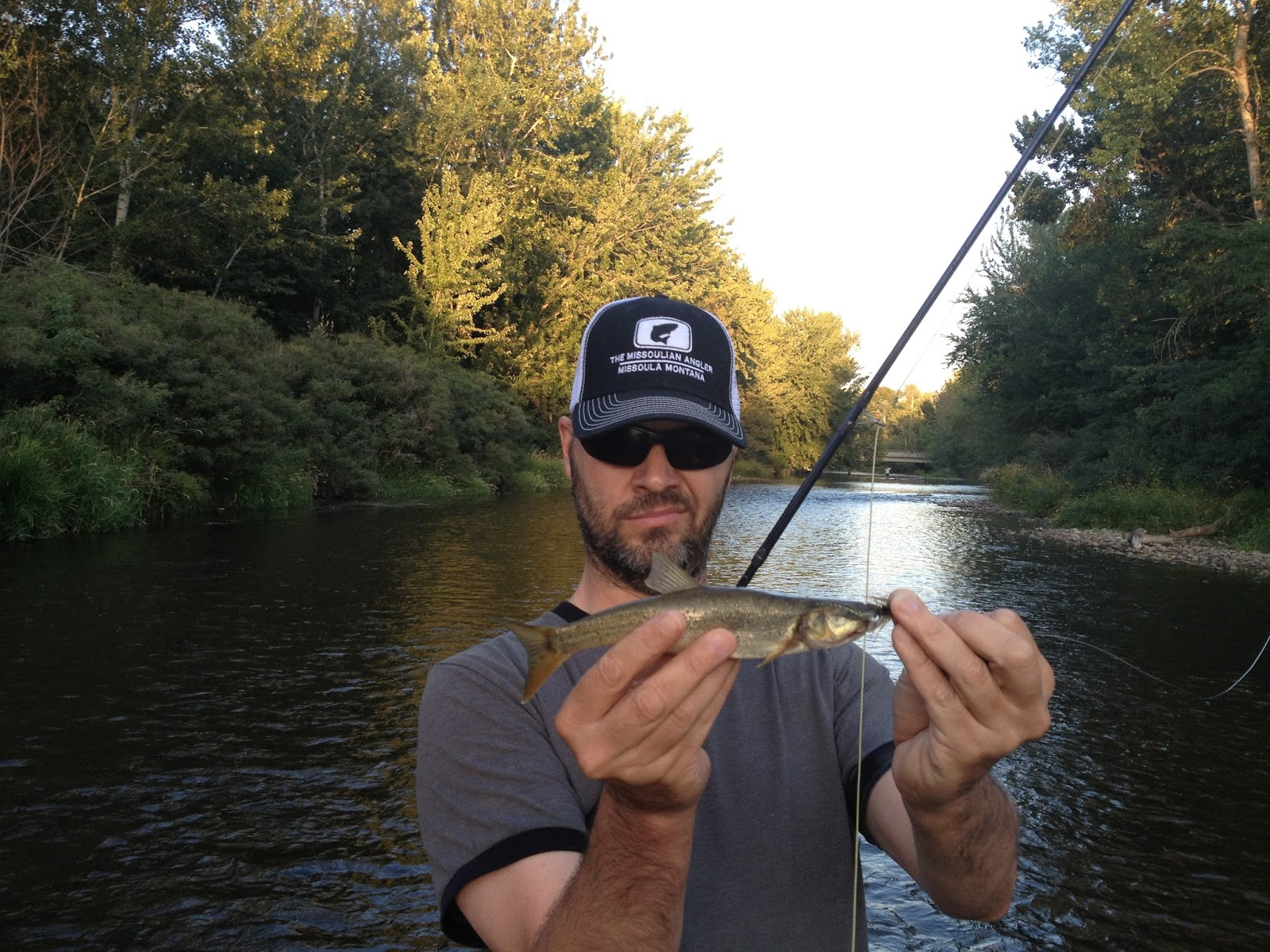 Erik s fly fishing blog the crash for Hank patterson fly fishing