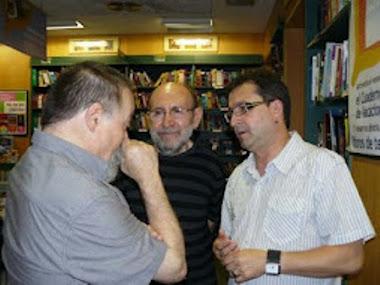 pere bessó, Marc Granell i Paco Mompó