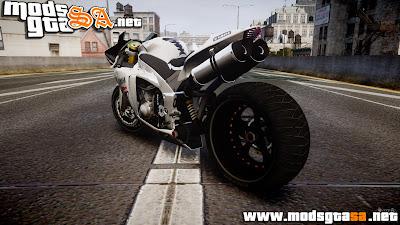IV - Yamaha YZF-R1 Custom PJ1