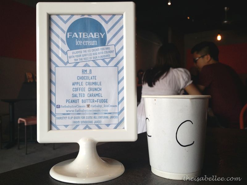 Fatbaby Ice Cream at Standing Theory