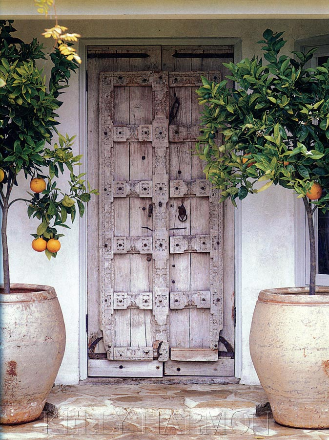 Antique Mexican Doors - Miles2style - Fashion, Home Design And Everyday Beauty: Doors