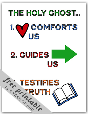 Search results for lds kids talk on holy ghost calendar 2015