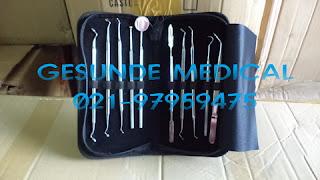 Peralatan Kedokteran Gigi