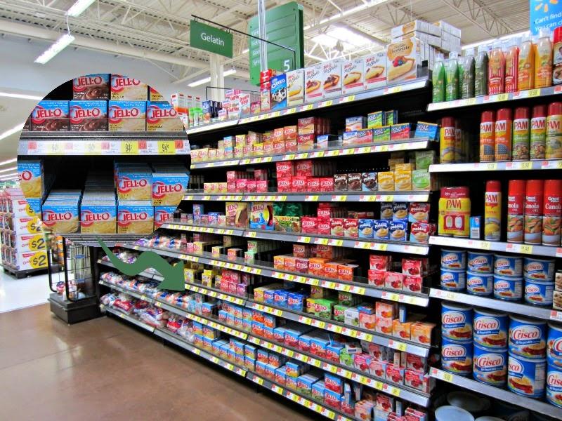 Shopping at Walmart #AddCoolWhip #shop
