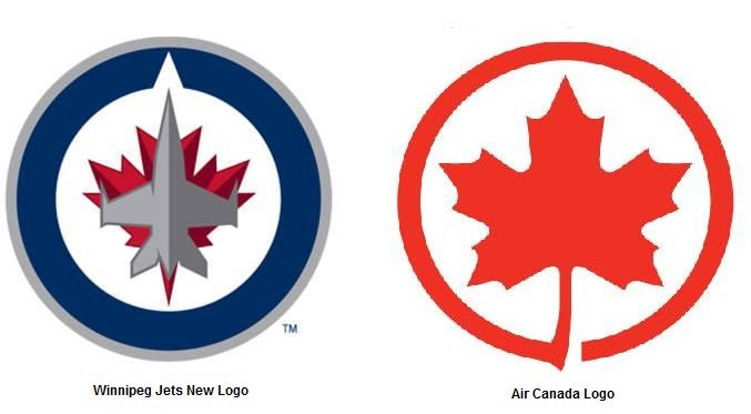 Wise Law Blog Nhl S Winnipeg Air Canadas Unveil Their Logo