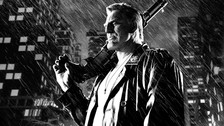 Marv Sin City A Dame to Kill For