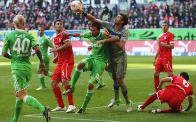 Bayer Leverkusen vs Fortuna Düsseldorf