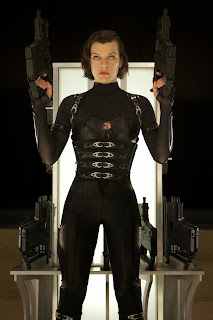 Milla Jovovich Resident 6 Evil Final Chapter