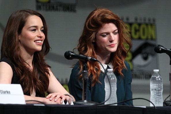 Game of Thrones Cast 2012