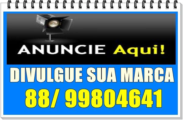 ANUNCIE AQUI EM 2013