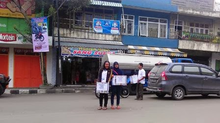 relawan wmp untuk korban gunung kelud