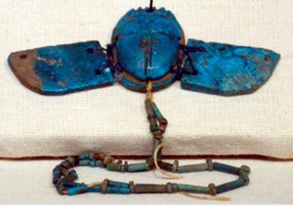 egyptian winged scarab - photo #36