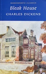 Front Cover of Bleak House by Charles Dickens
