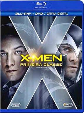 Filme Poster X-Men: Primeira Classe BDRip XviD Dual Áudio & RMVB Dublado