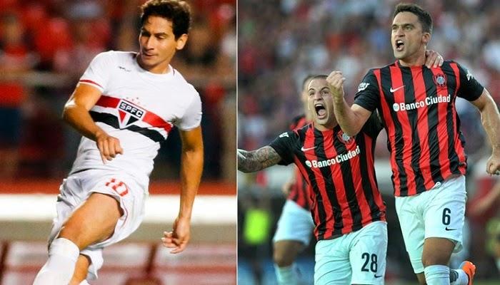 San Lorenzo vs Sao Paulo en vivo