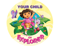 Free Dora The Explorer Kit
