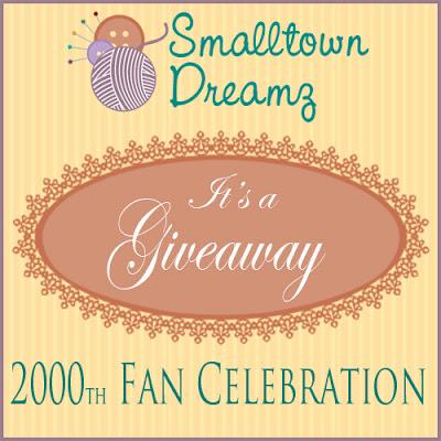 2000 fan giveaway