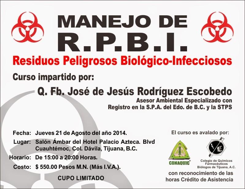 Remexmar Baja California, A.C.: Curso Manejo de Residuos ...