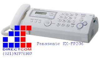 PANASONIC KX-FP206