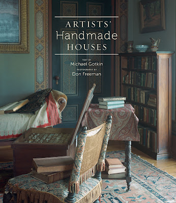 Olana Hosts Artists Handmade Houses Book Event