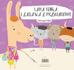 Lama Lenka i zabawa z przyjaciółmi - Wydawnictwo Tuli Mama Tuli Tata