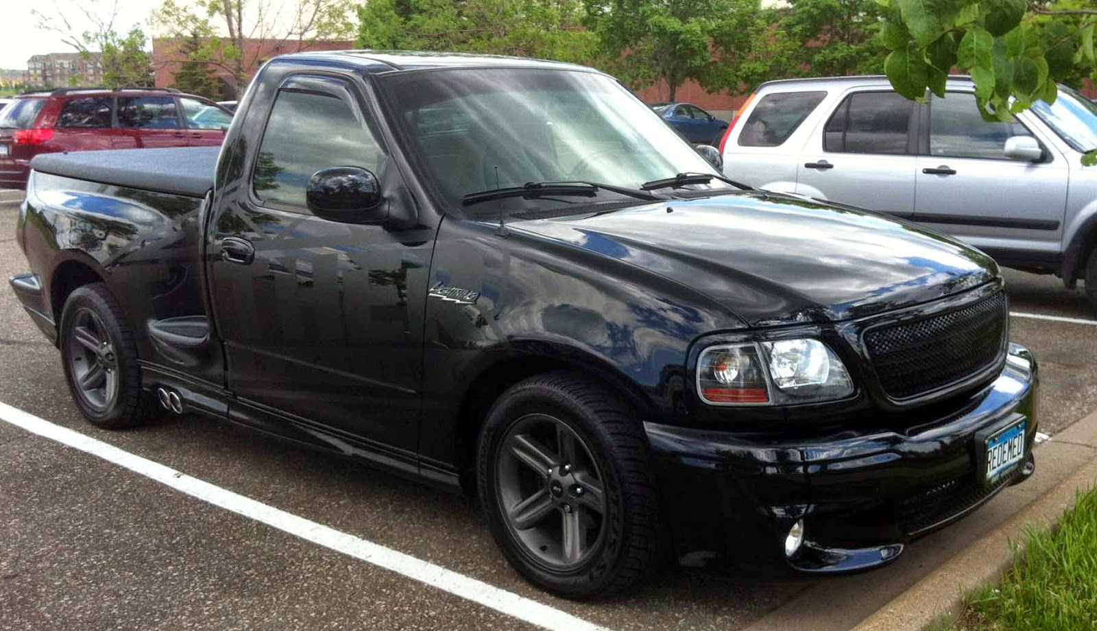 Ford Lightning Vs Ram Srt 10 Html Autos Weblog