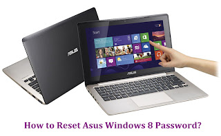 how to put password on laptop windows 8