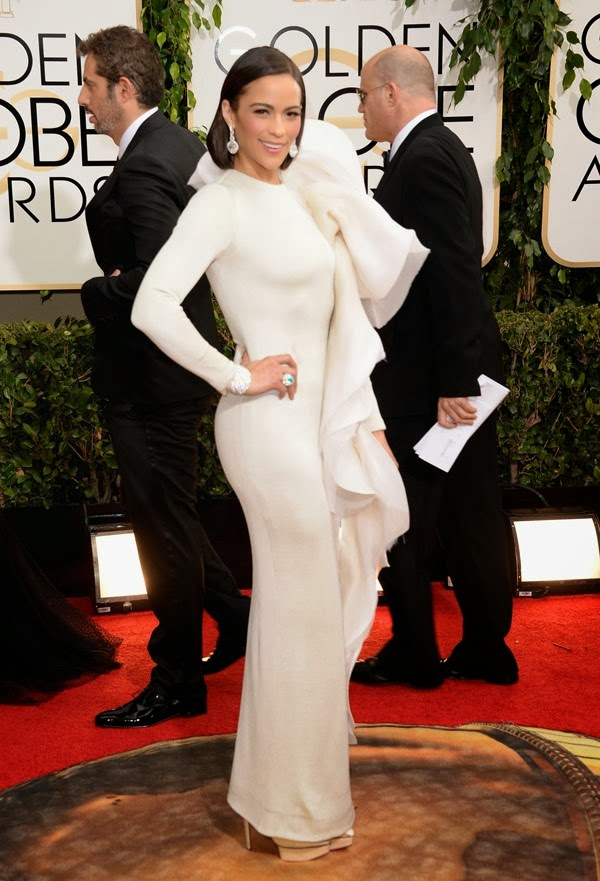 Paula Patton ( Stephane Rolland Couture )