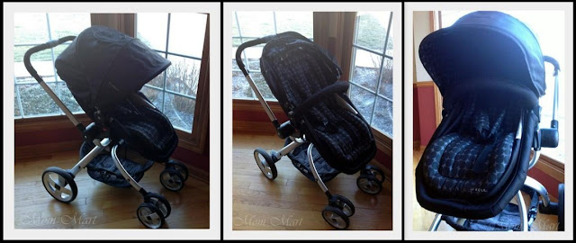 JJ Cole Broadway Stroller Review