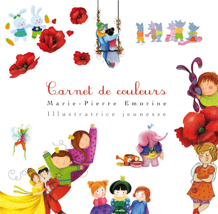 carnet de couleurs