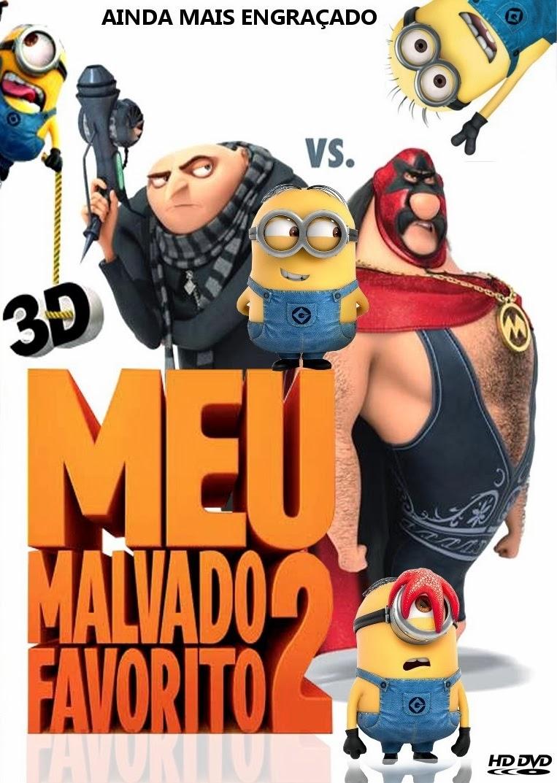 Meu Malvado Favorito 2 – Legendado (2013)